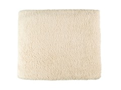 Cozy Fleece 50x60 Throw-Cream