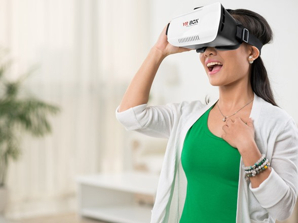 Xit Virtual Reality Glasses w/Remote - Sellout.Woot