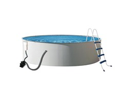 Metal Wall Swimming Pool, 15' x 52""