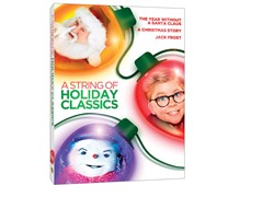 A String of Holiday Classics 3-Pack [DVD]