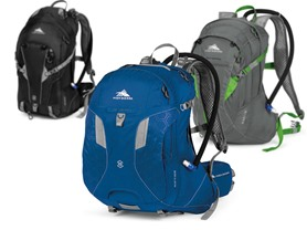 High Sierra Hydration Packs