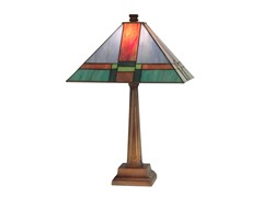 Dale Tiffany 13x13X20.5 Tranquility Table Lamp