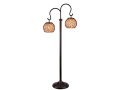 Huguenot Outdoor Floor Lamp
