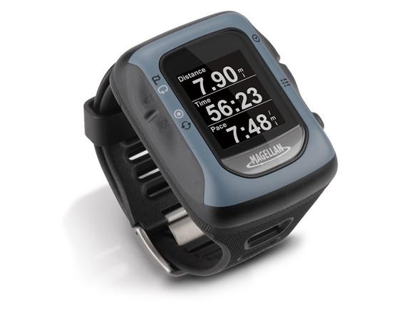 Magellan Switch GPS Watch w/ Heart Rate Monitor