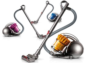 Dyson DC39 Ball Canister Vacuum-5 Colors