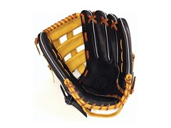 "Stadium Series 13.5"" H Web - Black/Tan"