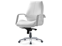 Andrew Office Chair Ivory