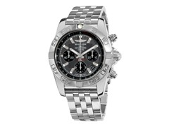 Men's Chronomat Chronograph Grey Dial