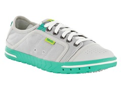 Women's Fus-ion Mesh, Light Grey