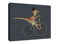 Villaninous Victorian Gallery Wrapped Canvas 2-Sizes