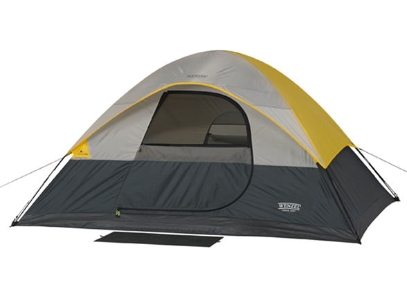 sc 1 st  Sport.Woot & Wenzel North Woods 4-Person Tent