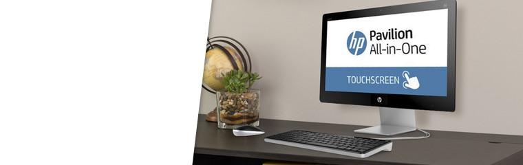 HP Pavilion Desktops & All-In-Ones