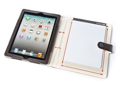 Booqpad for iPad 2/3/4 - Coffee/Cream