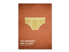 The Emperor's New Clothes - 2 Sizes