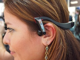 Panasonic BT Bone Conduction Headphones