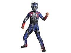 Optimus Prime Costume (Kids 4-12)