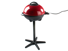 George Foreman In/Outdoor Grill-Black