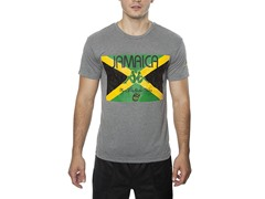 Kappa Men's Jamaican Flag Mondo T-Shirt