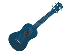 "22"" Soprano Ukulele Guitar Package"