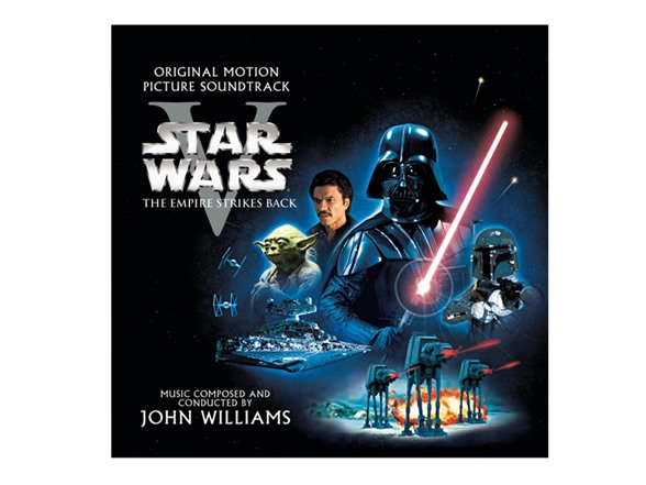 Episode V The Empire Strikes Back Ost Cd