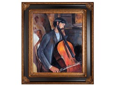Modigliani - The Cellist