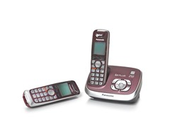DECT 6.0 2-Handset Cordless Phone System