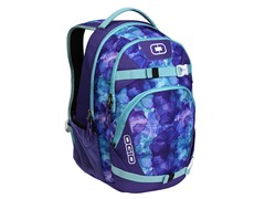 OGIO Rebel Backpack - Purple Watercolor