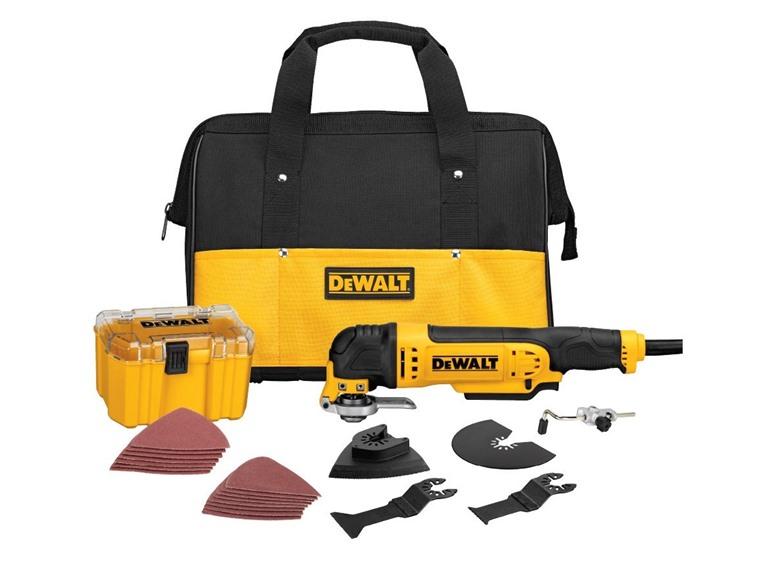 DeWALT Corded Oscillating Tool Kit