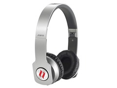 Zoro On-Ear Headphones - Silver