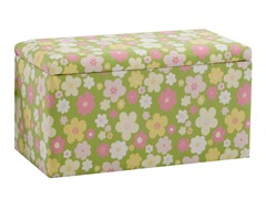 Storage Bench - Buttercup Baby Pink