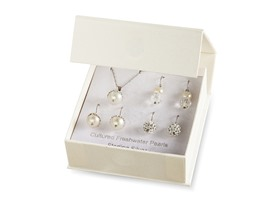 Edgewater Crystals and Pearls Set
