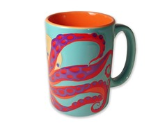 MGTYT Takoyaki Mug Turquoise