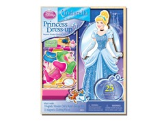 Disney Cinderella Magnetic Dress-Up