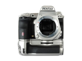 Pentax K-3 Silver Edition DSLR Camera Body