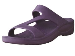 Girls Sandal - Plum
