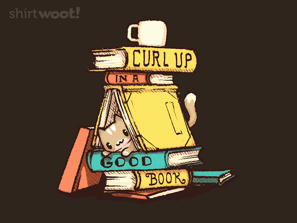 Curl Up in a Good Book
