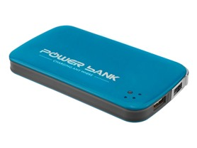 12,000mAh Dual USB Power Bank