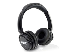 Pyle Folding Noise-Canceling Headphones