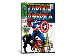 Captain America Cover #100