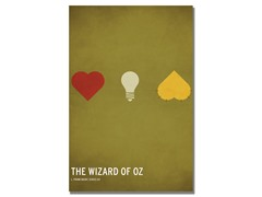 Wizard of Oz - 2 Sizes
