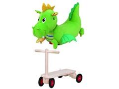 Puffy Dragon Ride-on