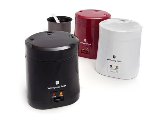 Wolfgang Puck Rice Cooker ~ Wolfgang puck cup versacooker one touch personal cooker
