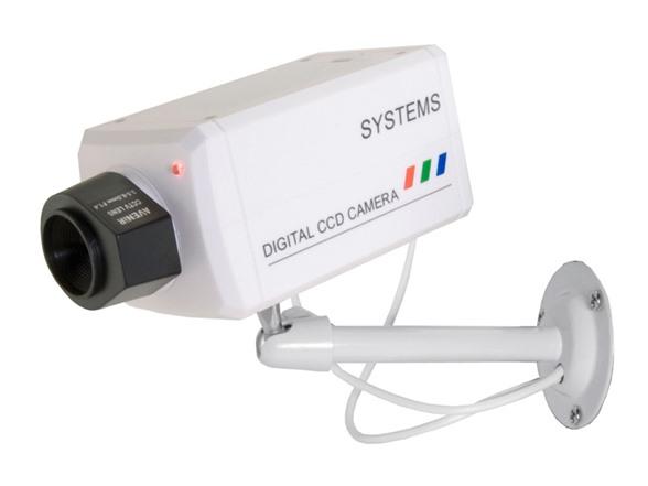 Fake Dummy Security Camera