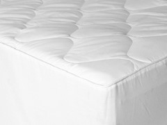 200TC Economical Mattress Pad- Multiple Sizes
