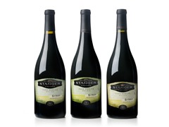 STANGER Vineyards Syrah Vertical (3)