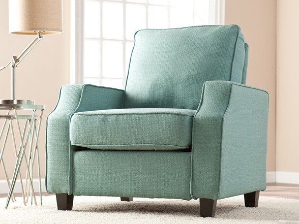 parkdale arm chair turquoise home kitchen