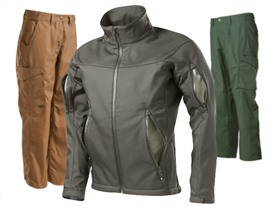 Tru-Spec Tactical Range Apparel
