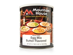 Raw Eggs #10 Can