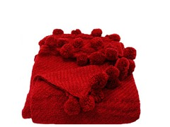 Jubilee Throw-Red