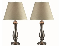 Arthur 2-Pack Table Lamp